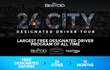 BeMyDD Brings Complimentary Designated Drivers to All Greater Charlotte Residents with Partners Jack Daniel's Gentleman Jack Whiskey and Total Wine & More