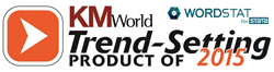 WordStat for Stata text analytics software named as 2015 Trend-Setting Product