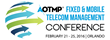 Registration Open for AOTMP's 2016 Fixed and Mobile Telecom Management Conference