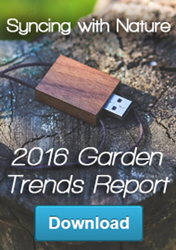 2016 Garden Trends Report, Garden Trends, Garden Media Group