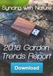 """Garden Media Group Releases 2016 Garden Trends Report: """"Syncing with Nature"""""""