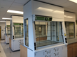 Erlab Invites You to Tour the Largest Installation of Filtered Fume Hoods in the World