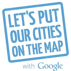 Google Let's Put Our Cities On The Map Workshops hosted by OBX Media for Outer Banks businesses