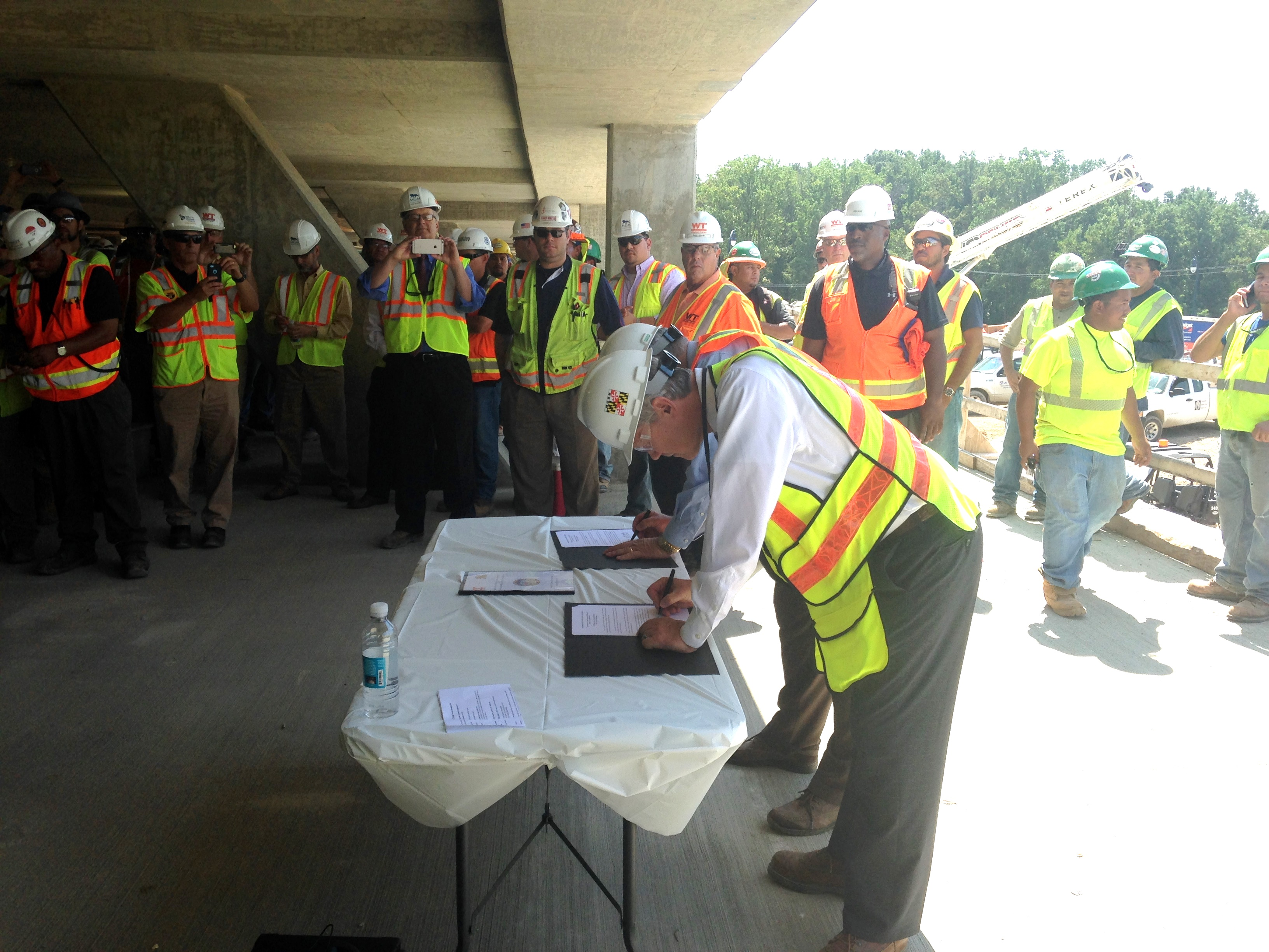 Mgm Contractor Md Occupational Safety And Health Sign Safety Agreement