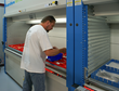 New VLMs Help Warehouse Keep Up with Precision Machining Job Shop