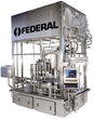 Federal Mfg. Showcases Innovative Level and Net-Weight Filling and Capping Solutions at Pack Expo Las Vegas, September 28-30