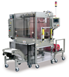 Rennco Features the Model 501 Packager with Cup Counter/Loader at Pack Expo 2015