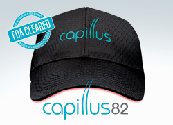 Capillus82™ Laser Therapy Cap Receives FDA Clearance for Treatment of Hair Loss