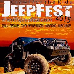 4 Wheel Parts Sheriff's JeepFest Jeep Wrangler bumpers Rock Krawler