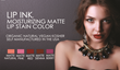LIP INK® Announces Launch of Lip Ink® Magic Matte Moisturizing Lip Stain Color That Extends the Life of Lip Wear Colors Far Beyond 24/7