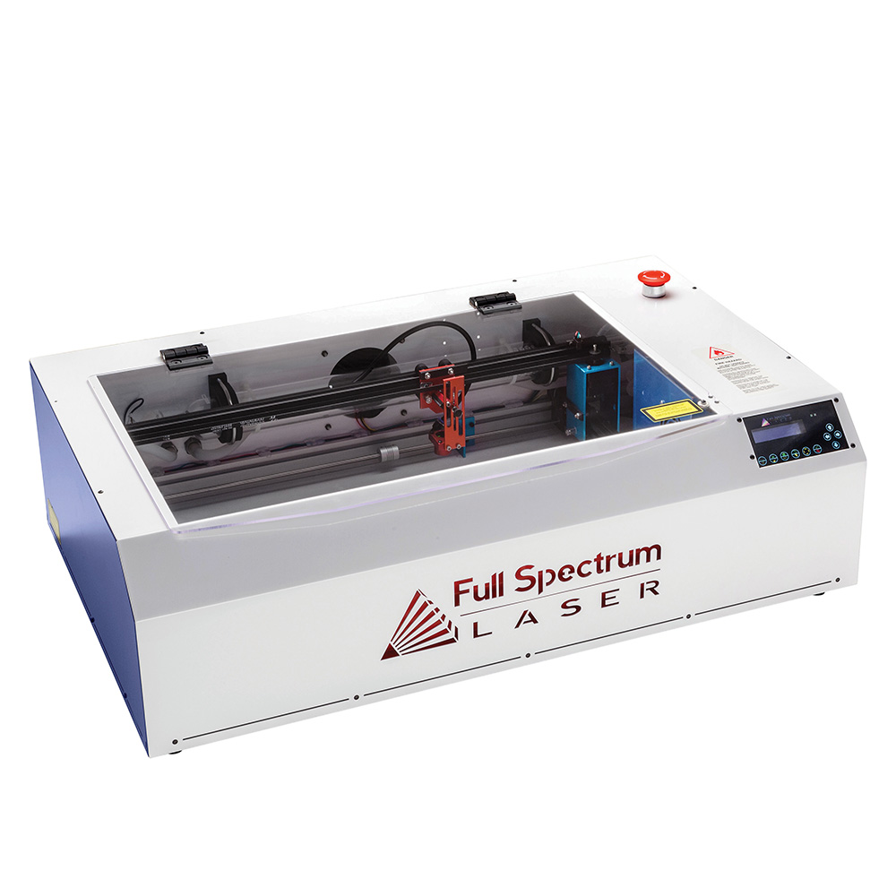 Rockler Introduces Pro-Quality Laser Engraver/Cutter For