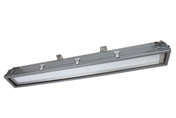 Four Foot Integrated LED Light Fixture for Hazardous Locations
