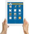 custom content management iPad app