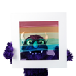 HalloweenCostumes.com Monster Celebrating Pride