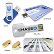 Sunrise Hitek Now Make a Wide Variety of USB Drives; Swivel, Credit Card, Bamboo and More!