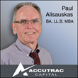 Paul Alisauskas Joins Accutrac Capital as the Factoring Company's In-House Counsel