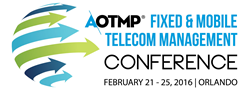 AOTMP Fixed & Mobile Telecom Management Conference
