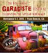 Garagiste Wine Festival Returns to Paso Robles for Fifth Anniversary Festival November 5th – 7th