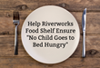 """Dlyte.com™ Joins Forces With Riverworks Foodshelf To Raise $250,000 Annually To Launch Dlyte's National """"No Child Goes To Bed Hungry""""™"""" Program"""