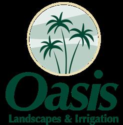 oasis landscapes and irrigation logo