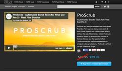 Final Cut Pro X Plugin