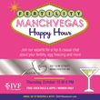 IVF New England to Host ManchVegas New Hampshire Fertility Happy Hour on October 15, 2015 in Manchester for Women Who Wish to Learn More About Fertility and Egg Freezing
