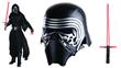 Kylo Ren Costume Collage