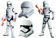 Trooper Costume Collage