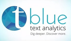 Learning experience management enhanced by Blue Text Analytics