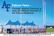 Canopy Parking is an Official Partner of Air Force Athletics!