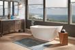 Jacuzzi Luxury Bath Debuts the Stella™ Freestanding Bathtub