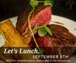 Vesper Soon Serving Exclusive Business Lunch in Center City Philadelphia