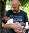 DriButts Diapers Rely on Slingshot Help in Haiti