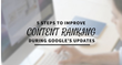 5 Steps to Improve Content Ranking During Google's Updates: Shweiki Media Printing Company Presents a Webinar on Strategies to Make One's Site Appeal to the Search Engine