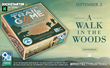 A Walk In The Woods - Starring Robert Redford, Partners with Appalachian Trail Conservancy to Promote Leave No Trace Ethics Through Educational Board Game