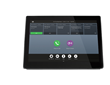 Front of Polycom RealPresence Touch