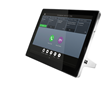Polycom RealPresence Touch in Heightened Profile