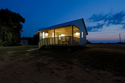 First Rural Studio 20K Houses Outside of Alabama at Serenbe