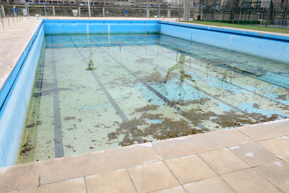 Marketing Swimming Pools : We re swimming in cleaner pools because of world patent