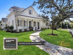 """The Kennedy"" by Elliott Homes wins the 2015 Professional Builder Silver Award."