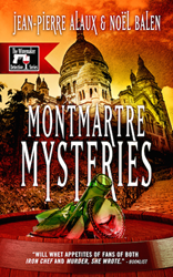 Wine mystery set in Paris