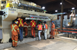 The installation of a Meinan lathe line at Columbia Forest Products' production facility in Hearst, Ontario completes the conversion of all of Columbia's North American core-peeling facilities.