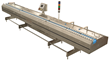 Benchmark Demonstrates High Speed Non-Contact Loading and Shrink Wrapping at Pack Expo 2015