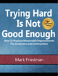 Fiscal Policy Studies Institute Releases 10th Anniversary Edition of Trying Hard Is Not Good Enough