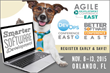 SQE/TechWell Event, Agile Development, Better Software & DevOps Conferences East, to Be Held November 8–13, 2015
