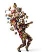 "World Renowned Soundsuit Artist Nick Cave ""Blankets"" Shreveport, Louisiana"