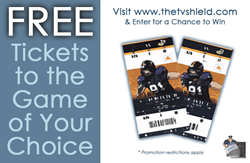 Football Tickets Giveaway Contest by Protective Enclosures Company