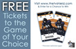 PEC Now Running Football Tickets Giveaway Contest on The TV Shield Website