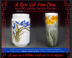 Master Ceramic Artists visit from China in a historic event hosted by Paradise Valley Community College.