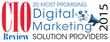 CIOReview Digital Marketing Providers Logo 2015